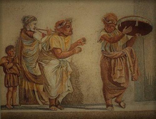 El mundo griego del siglo IV a.C: La transformación. Nace la Comedia Nueva.