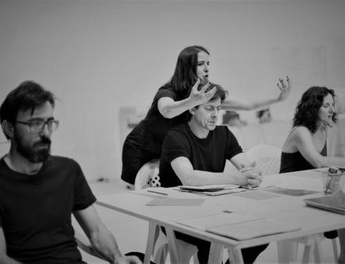 "Reseña de ""Ensayo"" de Pascal Lambert. El Pavón Teatro Kamikaze. Madrid, 22/IX/17 (Masteatro.com)"