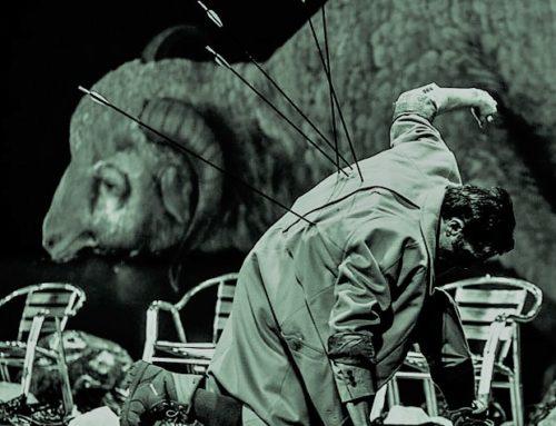 """Reseña de """"Escenas de caza"""" de María Velasco. El Pavón Teatro Kamikaze. Madrid. 08/1/18"""