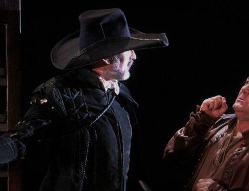"""Reseña de """"El caballero de Olmedo"""" de Lope de Vega. Noviembre Teatro. Madrid 14/III/18"""