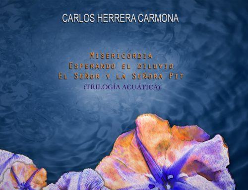 6 octubre 12h Librería SinTarima Madrid. Presentación de mi Trilogía Acuática #teatro