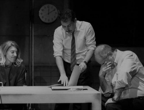 """Reseña de """"Port Arthur"""" de Jordi Casanovas. Teatro El Pavón-Kamikaze. 17/03/19 Madrid."""