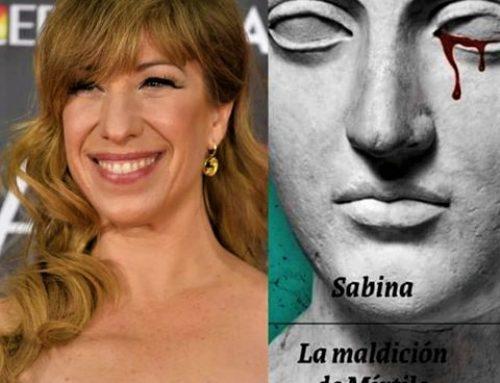 Presentación libro 3 octubre Imprenta Municipal, Madrid. Nathalie Seseña en la lectura dramatizada.