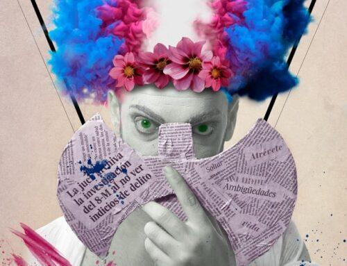 """Publicación monólogo """"Mandamientos"""". Revista """"Gen multicolor"""". Asociación DeFrente LGTBI"""