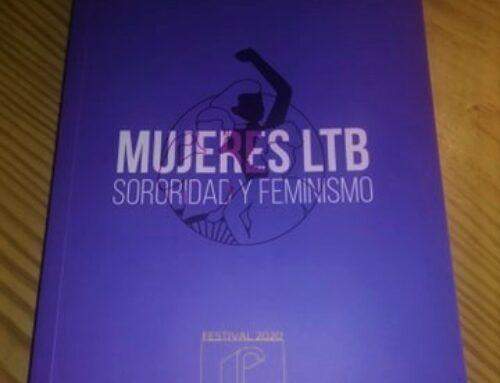 """Segunda publicación monólogo """"Mandamientos"""". Certamen """"Mujeres LTB: Sororidad y feminismo"""" FELGTB"""