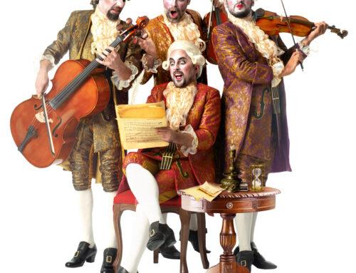 """Reseña de """"Maestrissimo: Pagagnini 2"""" de Yllana. Teatros del Canal. Madrid. 29/VIII/20"""