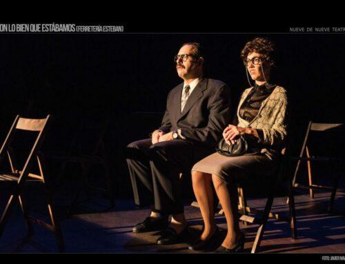 """Reseña """"Con lo bien que estábamos (Ferretería Esteban)"""". Teatro Español. Madrid. 15/IX/20"""