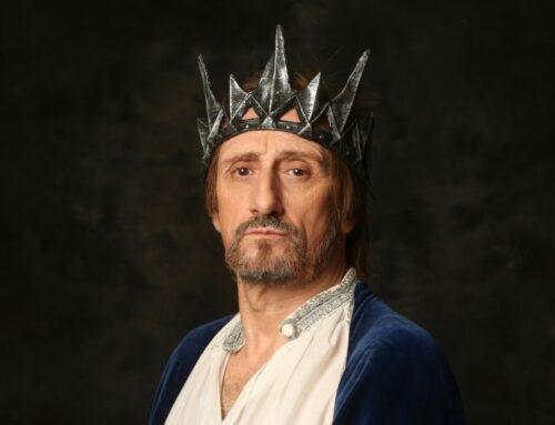 "Reseña de ""Eduardo II. Ojos de niebla."" de Alfredo Cernuda. Teatro Bellas Artes. Madrid 7/IX/20"