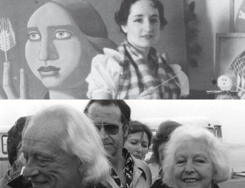 """Publicación de mi pieza """"Todo es nocturno"""" sobre Alberti, María Teresa León y Maruja Mallo."""